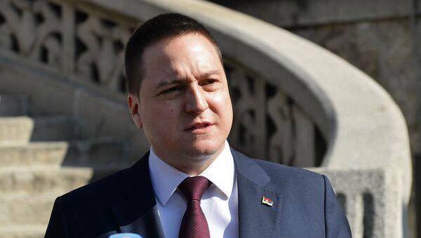 Ministar prosvete, nauke i tehnološkog razvoja Branko Ružić - Sputnik Srbija
