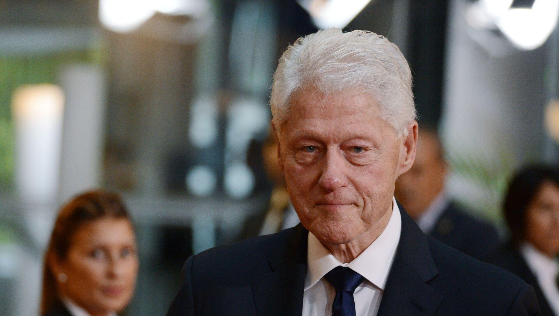Bivši američki predsednik Bil Klinton - Sputnik Srbija, 1920, 27.03.2021