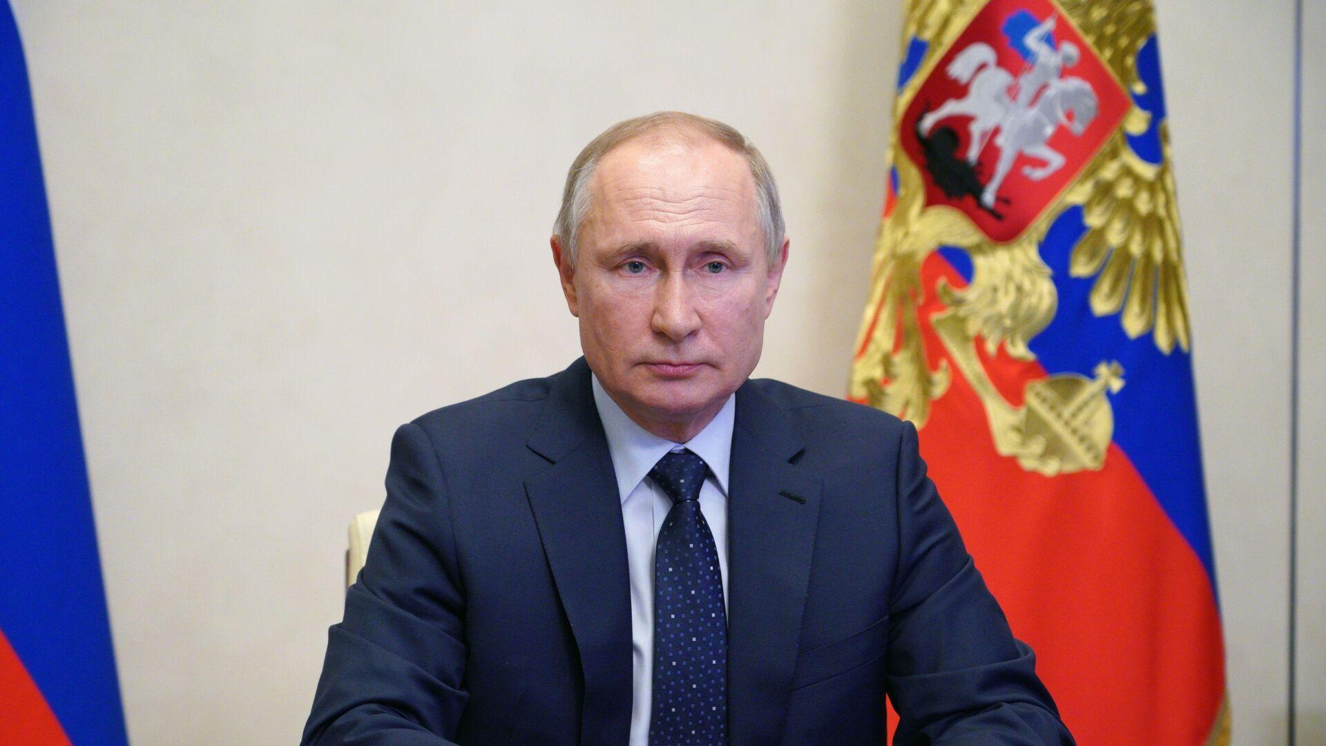 Председник Русије Владимир Путин - Sputnik Србија, 1920, 30.03.2021