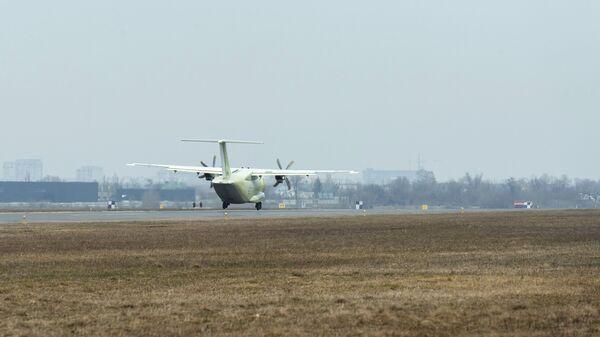 Prvi let Il-112V - Sputnik Srbija