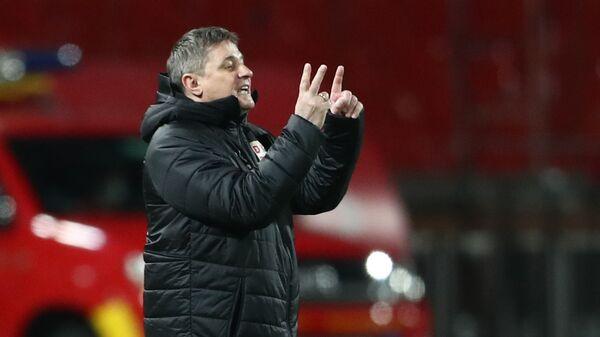 Dragan Stojković Piksi, selektor fudbalske reprezentacije Srbije - Sputnik Srbija