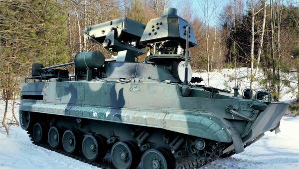 ПВО комплекс Магистр-СВ - Sputnik Србија
