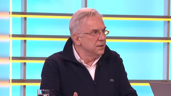 Branislav Ivković - Sputnik Srbija