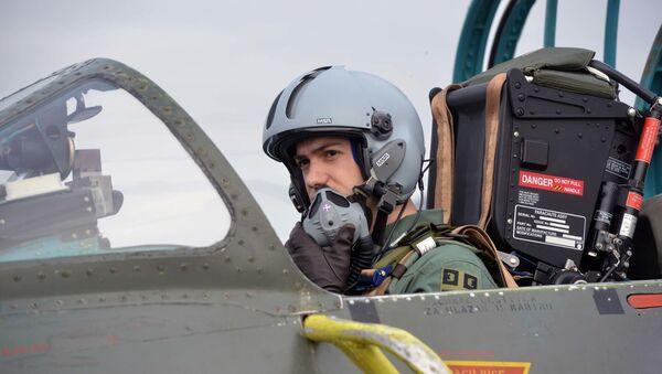 "Пробни лет авионом ""Соко Г-4 супер галеб"" - Sputnik Србија"