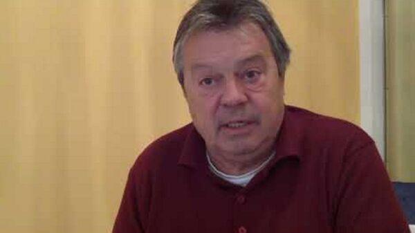Српски тренер Милорад Косановић - Sputnik Србија