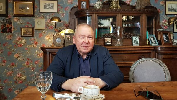 Aleksandar Rukavišnjikov - Sputnik Srbija