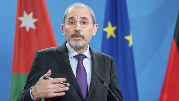 Zamenik premijera Jordana Ajman Safadi - Sputnik Srbija