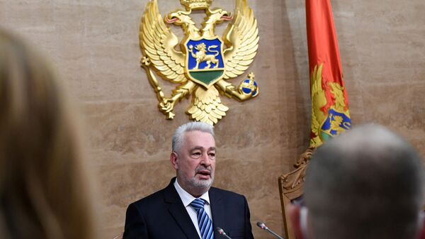 Zdravko Krivokapić - Sputnik Srbija