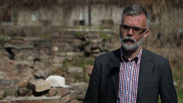 Dejan Ristić, istoričar, nekadašnji upravnik NBS - Sputnik Srbija