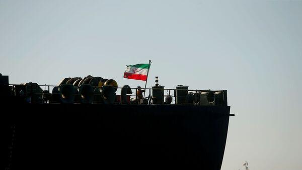 Iranski tanker za naftu - Sputnik Srbija