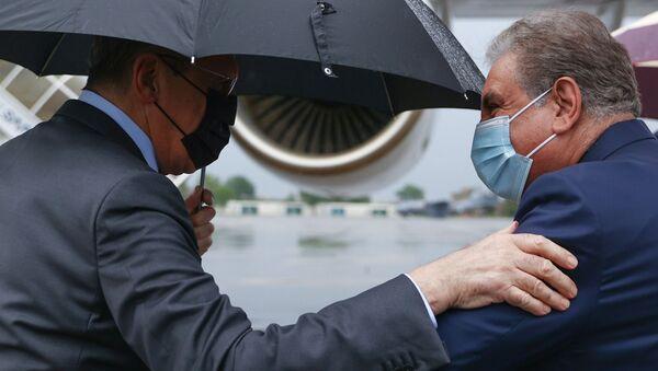 Ministar spoljnih poslova Rusije Sergej Lavrov u poseti Pakistanu - Sputnik Srbija