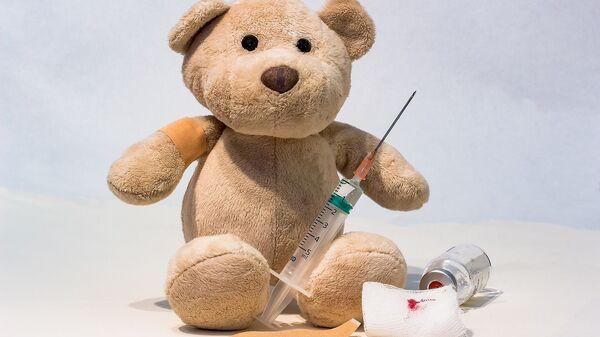 Vakcinacija dece – ilustracija - Sputnik Srbija