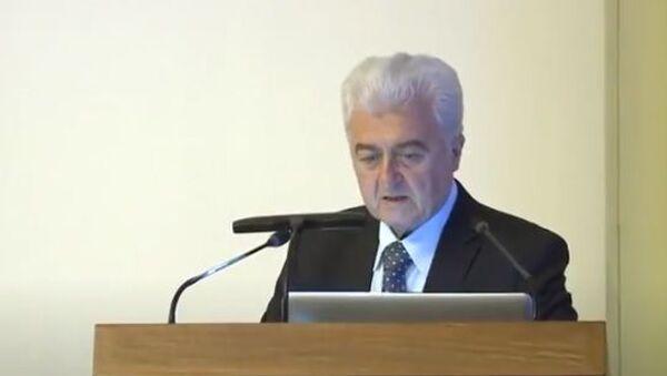Prof. dr Milorad Mitković - Sputnik Srbija