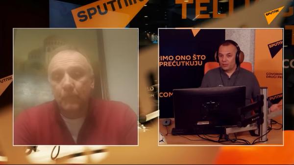 Goran Stevanović - Sputnik Srbija