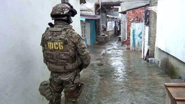 Pripadnik FSB Rusije - Sputnik Srbija