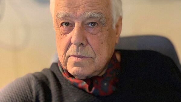 Ričard Saton - Sputnik Srbija