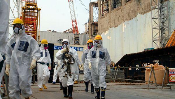 Nuklearna elektrana Fukušima posle nesreće - Sputnik Srbija
