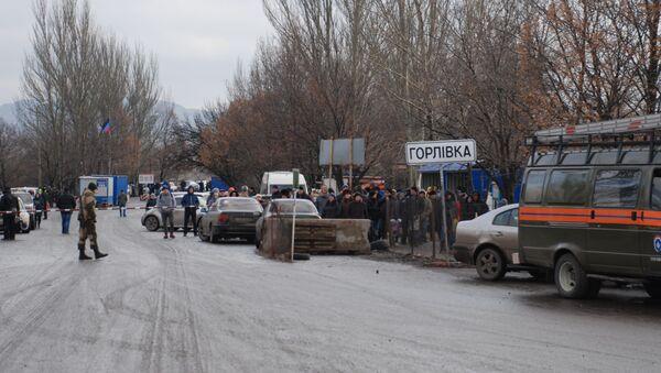 Размена заробљеника између самопроглашених република Донбаса и Кијева  - Sputnik Србија