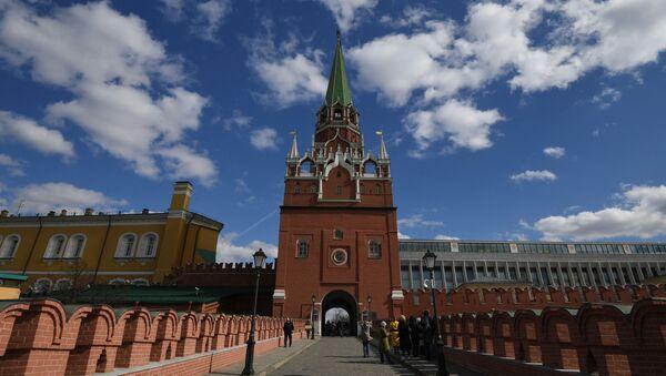 Троицка кула у московском Кремљу - Sputnik Србија
