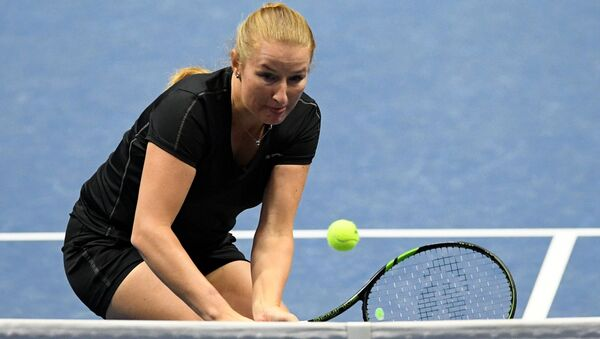 Руска тенисерка Ала Кудријавцева - Sputnik Србија