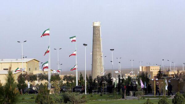Поглед на нуклеарне објекте у Натанзу, Иран - Sputnik Србија
