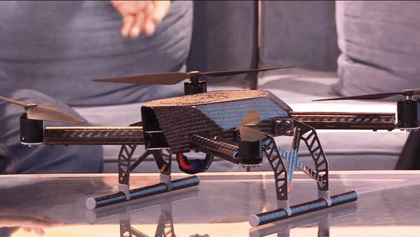 Први српски серијски произведен дрон - Sputnik Србија