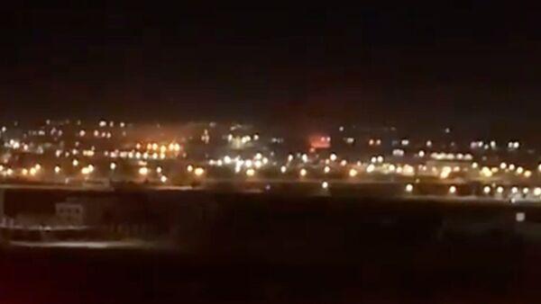 Експлозија у близини аеродрома Ербил у Ираку - Sputnik Србија