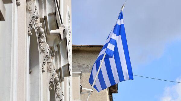 Грчка застава - Sputnik Србија