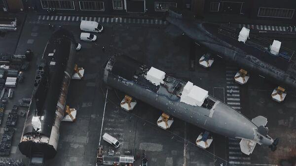 Француска од две расходоване нуклеарне подморнице прави једну - Sputnik Србија