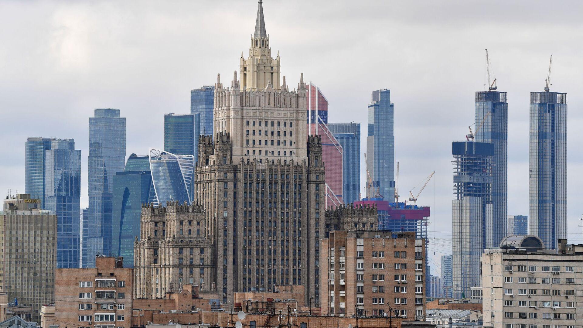 Зграда Министарства спољних послова Русије - Sputnik Србија, 1920, 29.09.2021