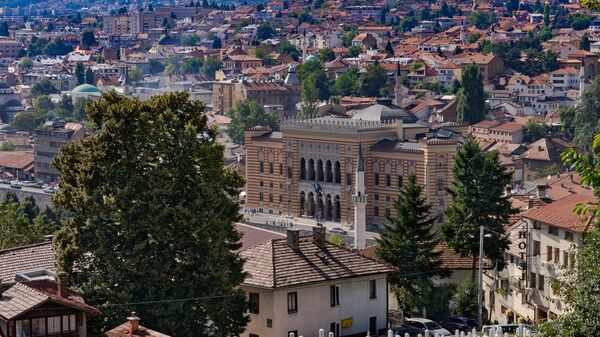 Сарајево - Sputnik Србија