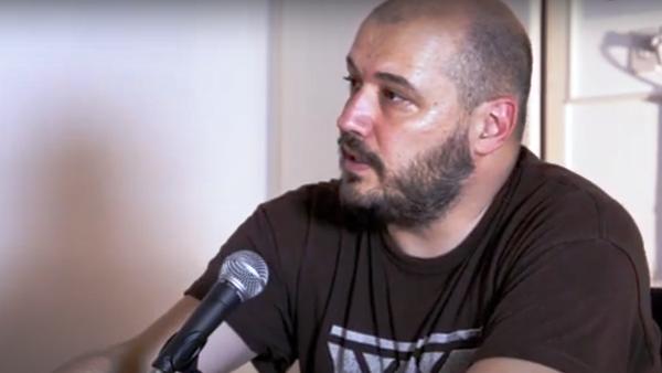 novosadski novinar Daško Milinović - Sputnik Srbija