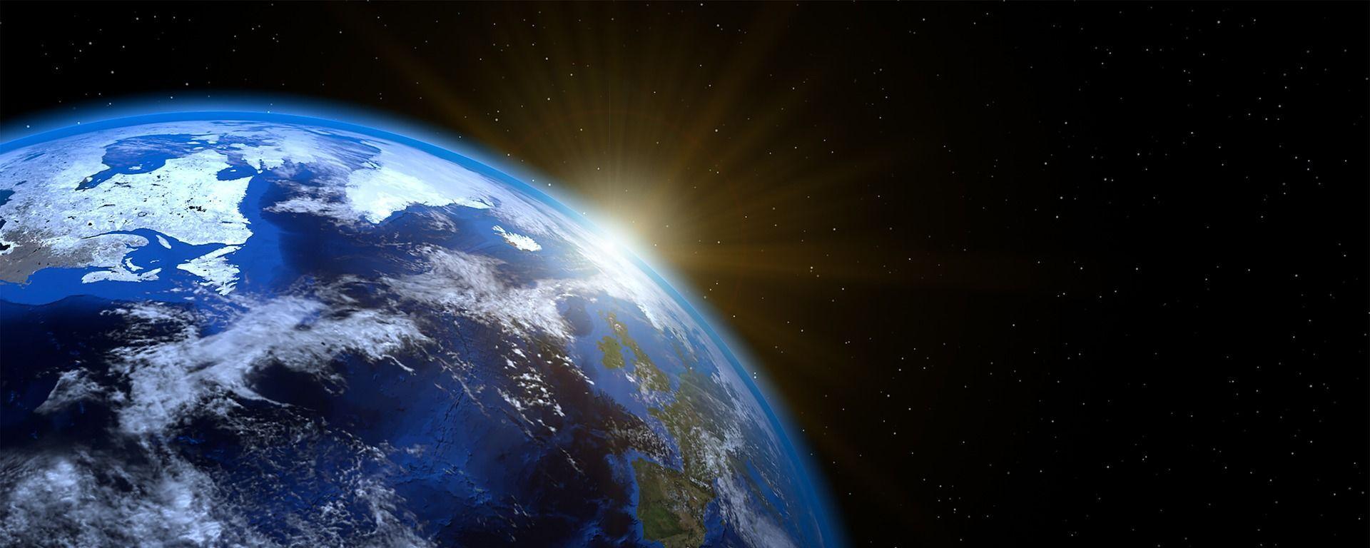 Planeta Zemlja i Sunce - Sputnik Srbija, 1920, 08.06.2021