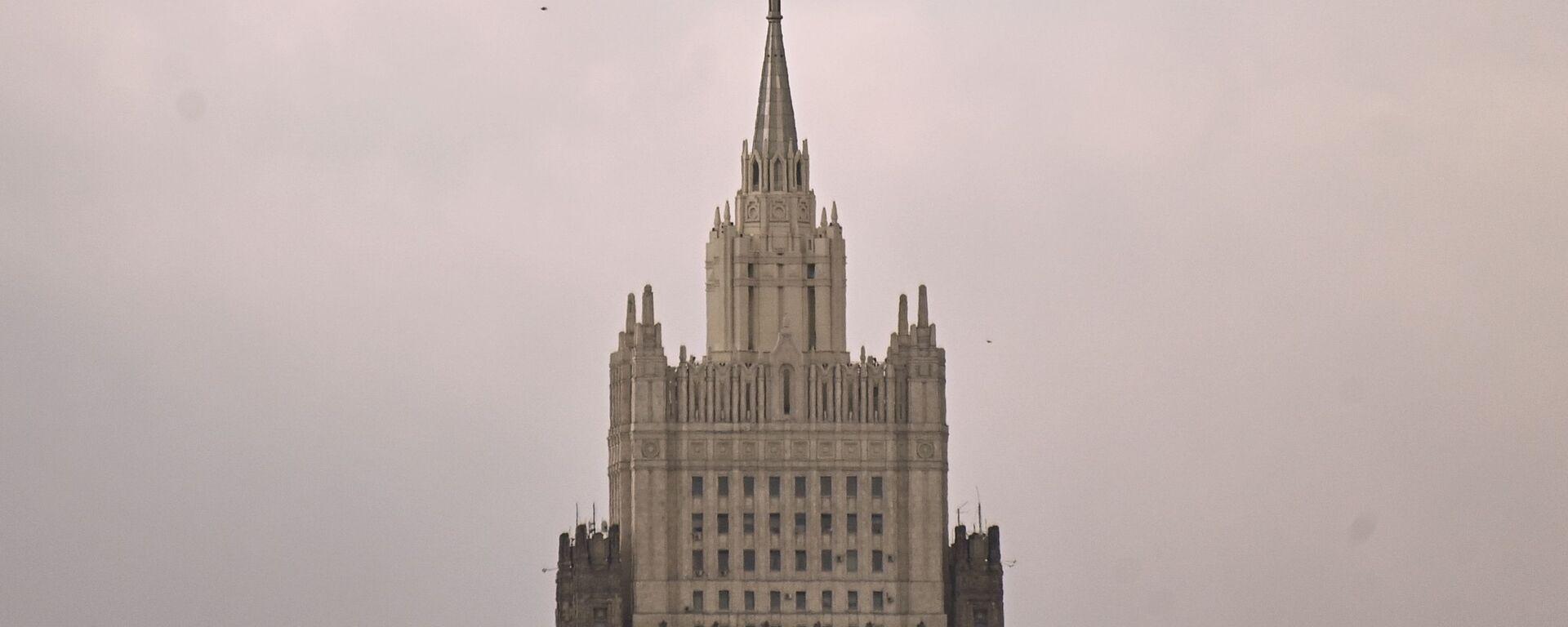 Zgrada Ministarstva spoljnih poslova Rusije - Sputnik Srbija, 1920, 29.09.2021