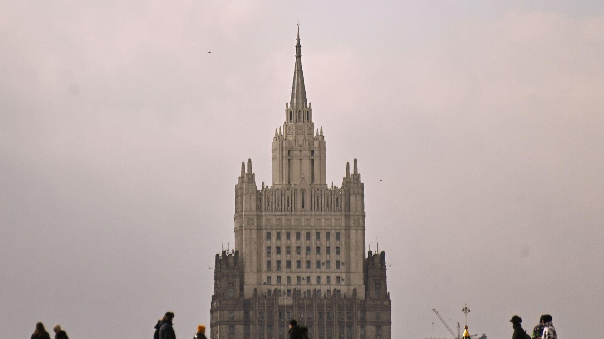 Зграда Министарства спољних послова Русије - Sputnik Србија, 1920, 19.08.2021