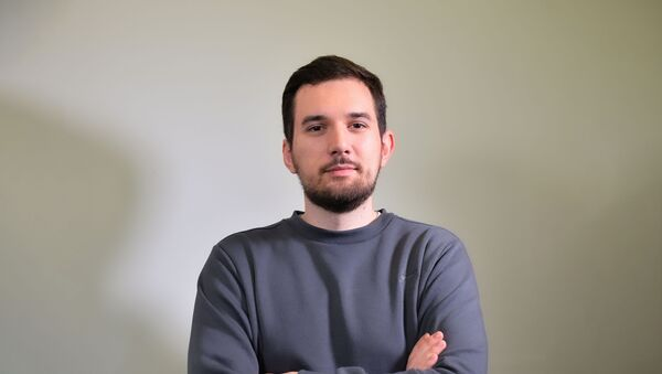 Петар Тадић - Sputnik Србија