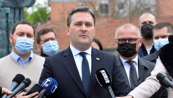 Nikola Selaković - Sputnik Srbija