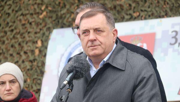 Председавајући Председништва Босне и Херцеговине Милорад Додик - Sputnik Србија