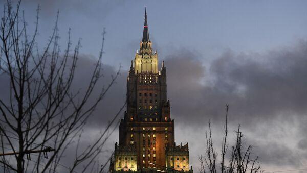 Зграда Министарства спољних послова Русије - Sputnik Србија