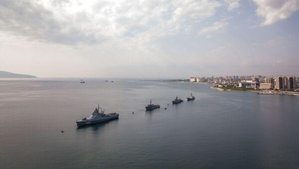 Brodovi u Crnom moru - Sputnik Srbija