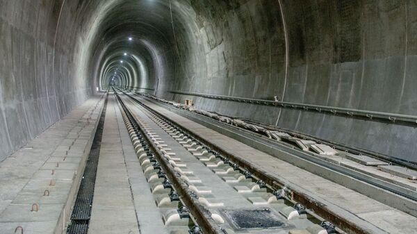 Tunel Čortanovci - Sputnik Srbija