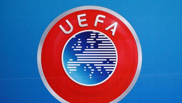 Лого УЕФА - Sputnik Србија
