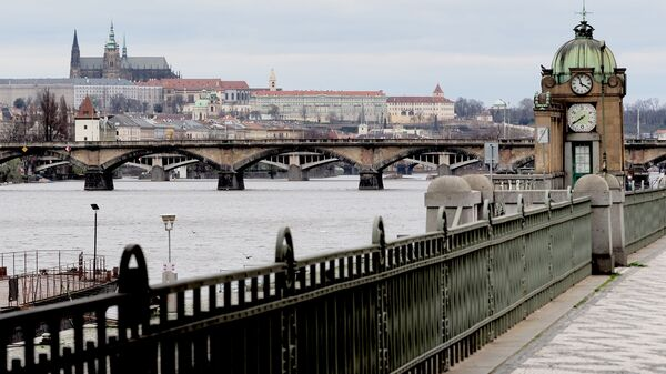 Поглед на Праг - Sputnik Србија