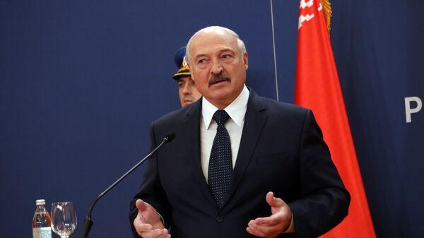 Aleksandar Lukašenko - Sputnik Srbija