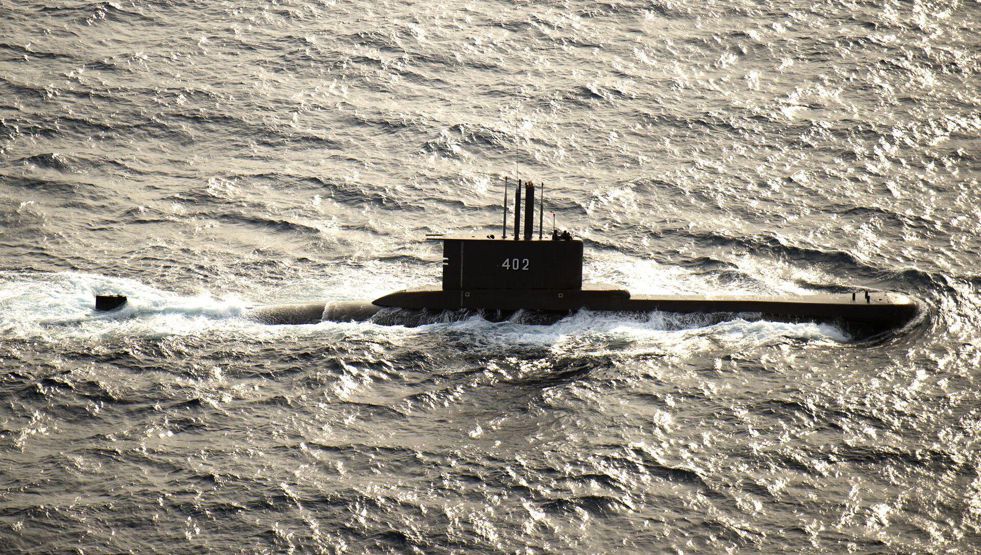 Indonežanska podmornica KRI Nangala-402 - Sputnik Srbija, 1920, 21.04.2021