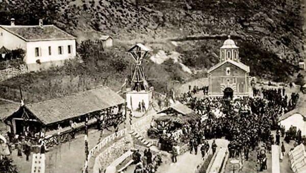 Древни манастир Свете Петке крај Нишке бање  - Sputnik Србија