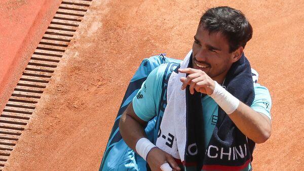 Italijanski teniser Fabio Fonjini - Sputnik Srbija