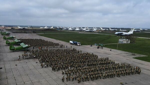 Ruska vojska u Rostovskoj oblasti - Sputnik Srbija