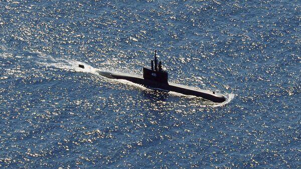 Потрага за несталом подморницом КРИ Нангала-402 - Sputnik Србија