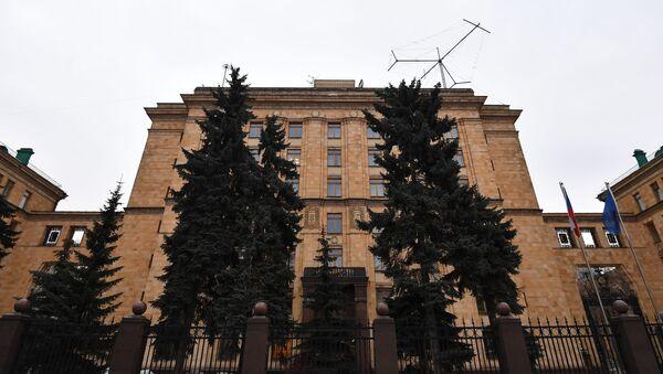 Амбасада Чешке у Москви - Sputnik Србија